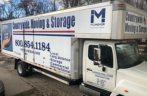CWMAS Service Truck